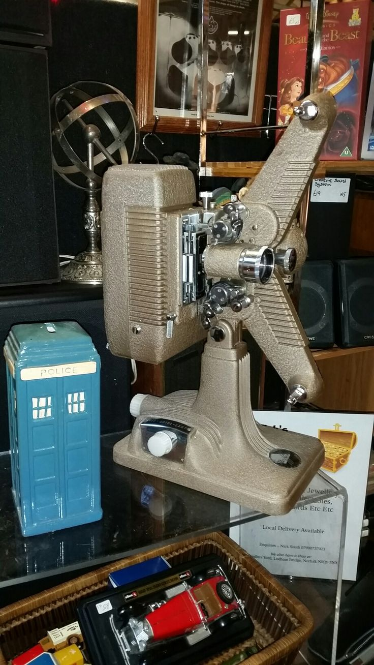 Old projector..