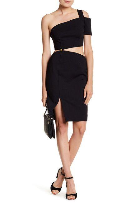 Image of Finders Keepers Latrobe One Shoulder Dress