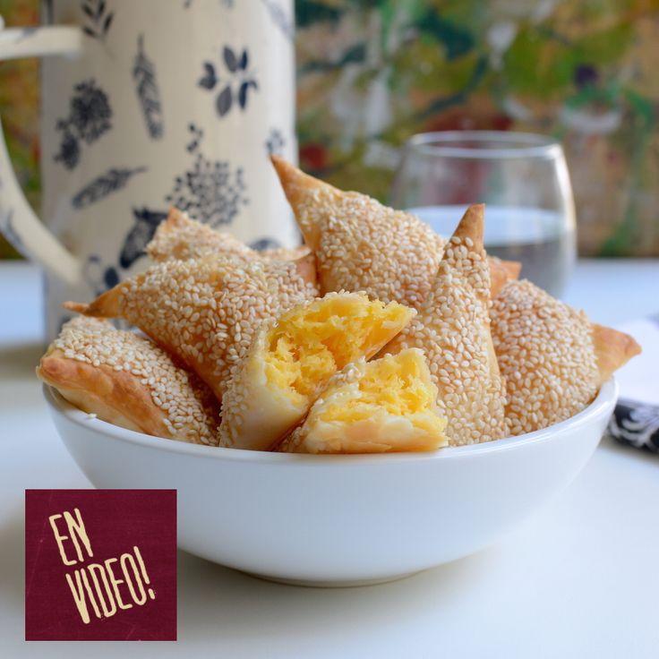 Burekas - Empanadas de Queso