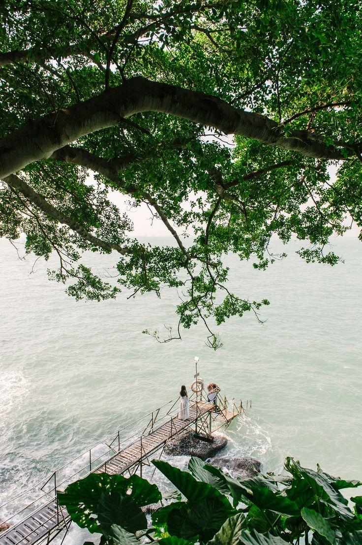 Sai Wan Swimming Shed Kennedy Town - Hong Kong /