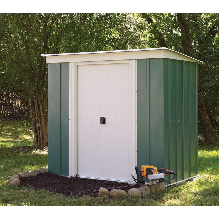 metal storage sheds kits listitdallas