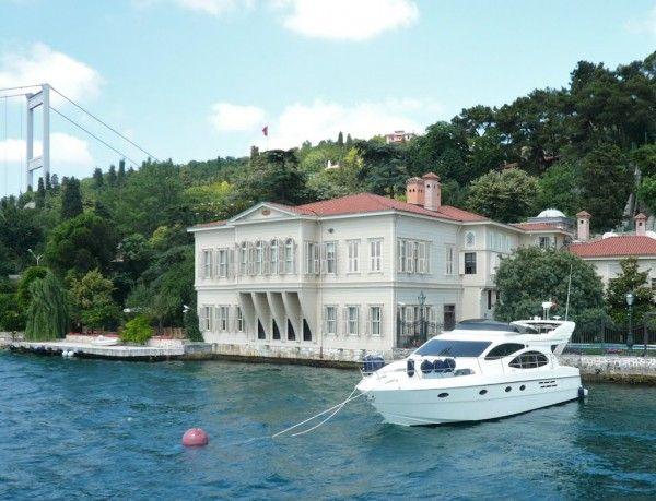 Expensive house on Bosphorus #yali #bosphorus #house #istanbul