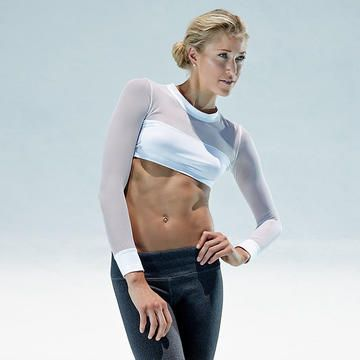 Get toned and sculpted abs with this quick and effective workout routine you can do in one week! Follow this amazing guide to a flat stomach. This one-week abs program will tighten your core and give you the results you want fast.