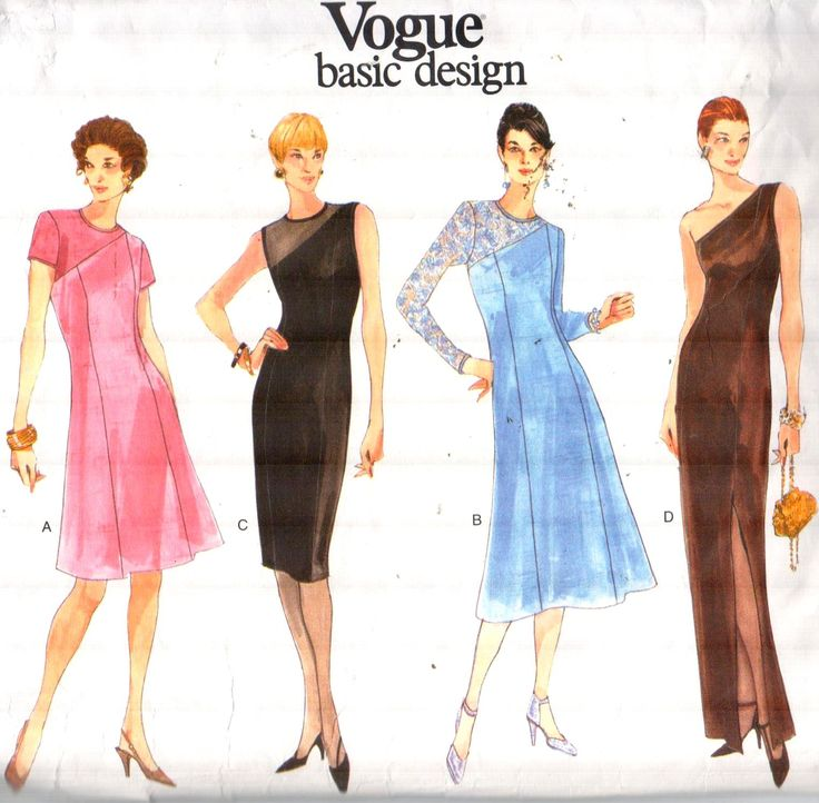 Vogue 1970, Sz 12-16. EASY LOVE the One Shoulder Column Evening Gown, , Vogue 1970. RARE 90s UNCUT Vogue Basic Design pattern also offers lovely cocktail dress and Flared/Aline/Straight Dress. https://www.etsy.com/listing/281684534/vogue-1970-sz-12-16-easy-one-shoulder?ref=listing-shop-header-0