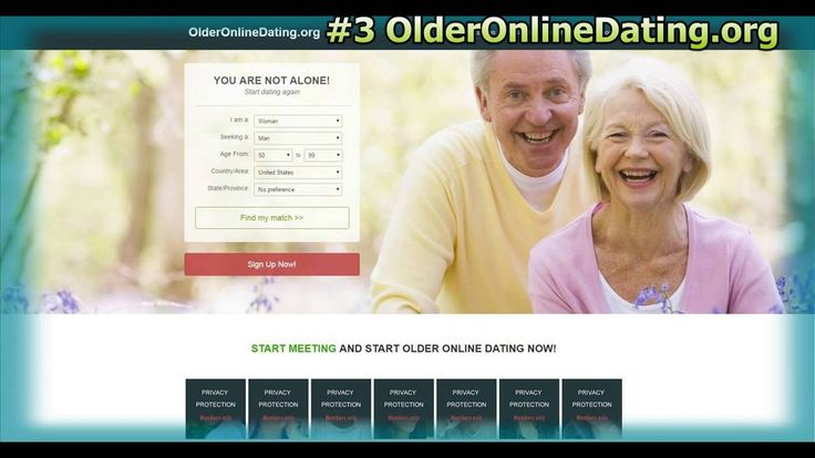 Over 60 dating site