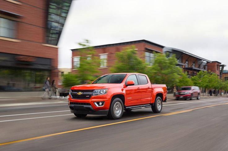 Chevy's 2016 Colorado Duramax Diesel is finally ready for work