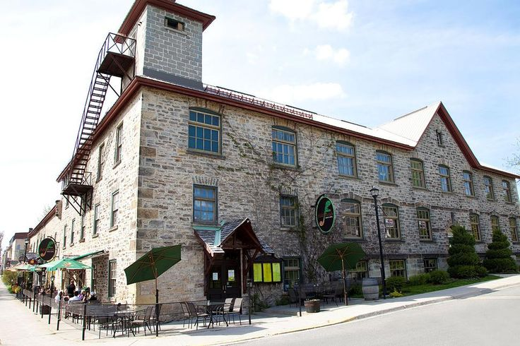 Situated in the restored Code's Mill overlooking Stewart Park, Fiddleheads offers something for everyone.
