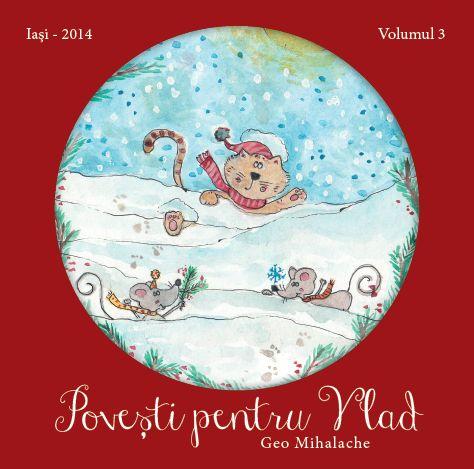 Povesti pentru Vlad - cover vol.3