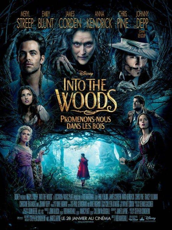 """Se.L.Fi.: Recensione: """"Into the woods""""."""