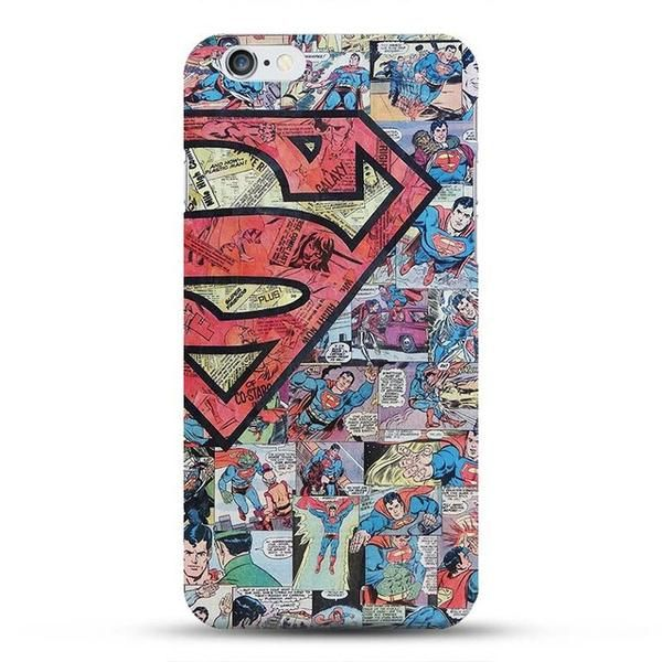 Is it a bird? Is it a plane? No! It's the Superhero takeover! In the World of phone cases that is! Superheroes are all the craze these days and what's better than having Earth's mightiest heroes protecting your phone! The cases are designed to protect the phone from casual drops while looking good doing it. The infusion of quality and personality in this makes it a cool movie merchandise to own or gift to someone. Compatible Brand: Apple iPhonesType: CaseFunction: Dirt-resistantCompatible…