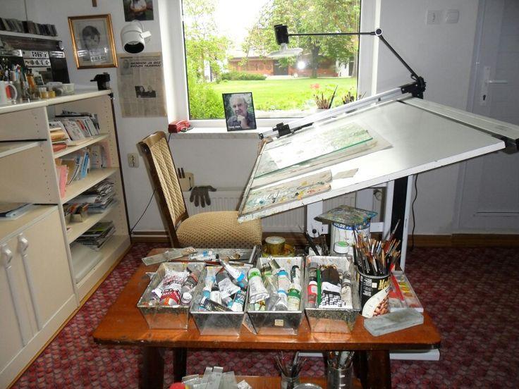 Atelier of Josip Generalić