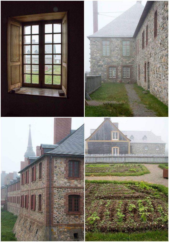 Fortress of Louisbourg, Cape Breton Island Canada BoulderLocavore.com