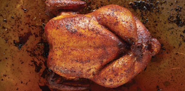 Filipino-Style Roast Chicken from Kristine Subido of Pecking Order