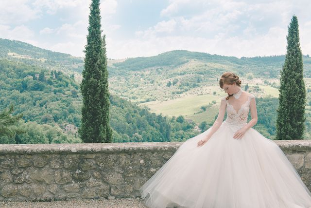 Destination wedding in Tuscany | FunkyBird Photography
