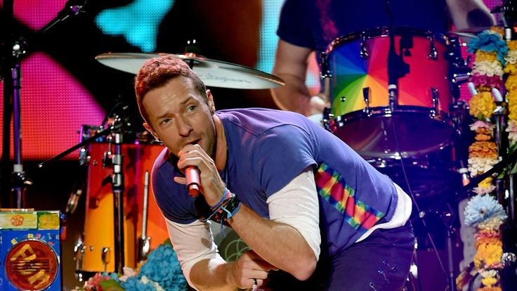 Review: Coldplay's new album is better than your dad-rock jokes from The Verge