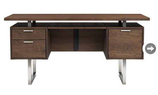 mid-cen modern desk
