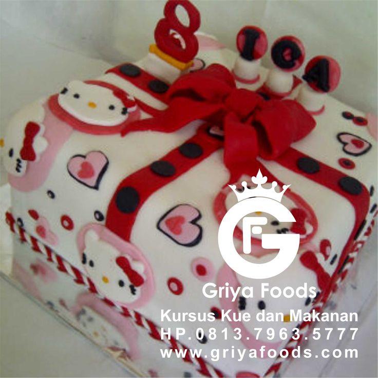 8 best Fondant Cake images on Pinterest Fondant cakes Birday cake