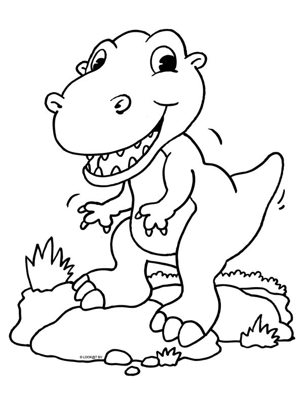 196 best coloriages dinosaures images on