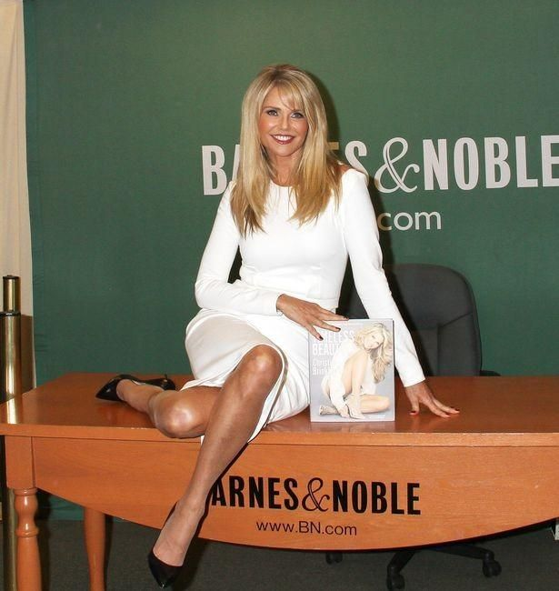 Timeless Beauty Book by Christie Brinkley (Book)