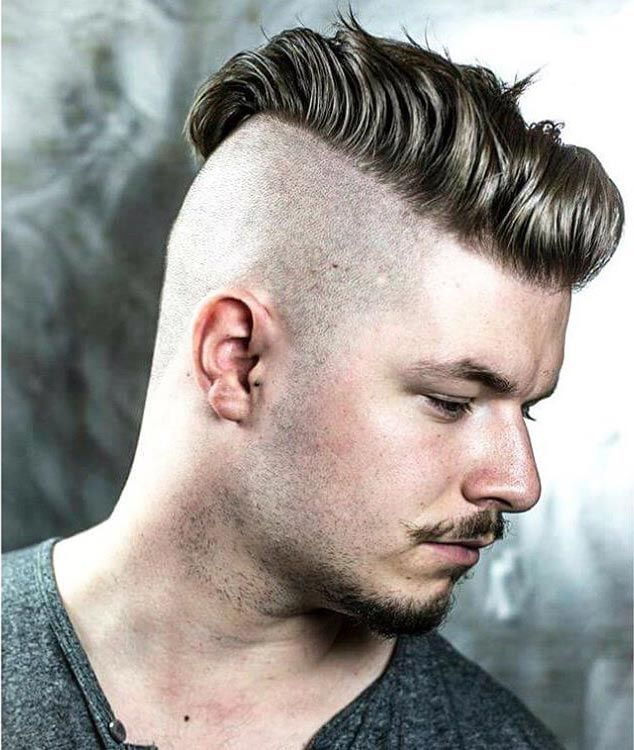50 Stylish Undercut Hairstyle Variations to copy in 2019 ...