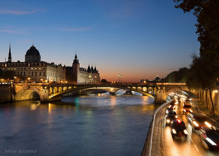 La Conciergerie in Paris by David Duchens on 500px