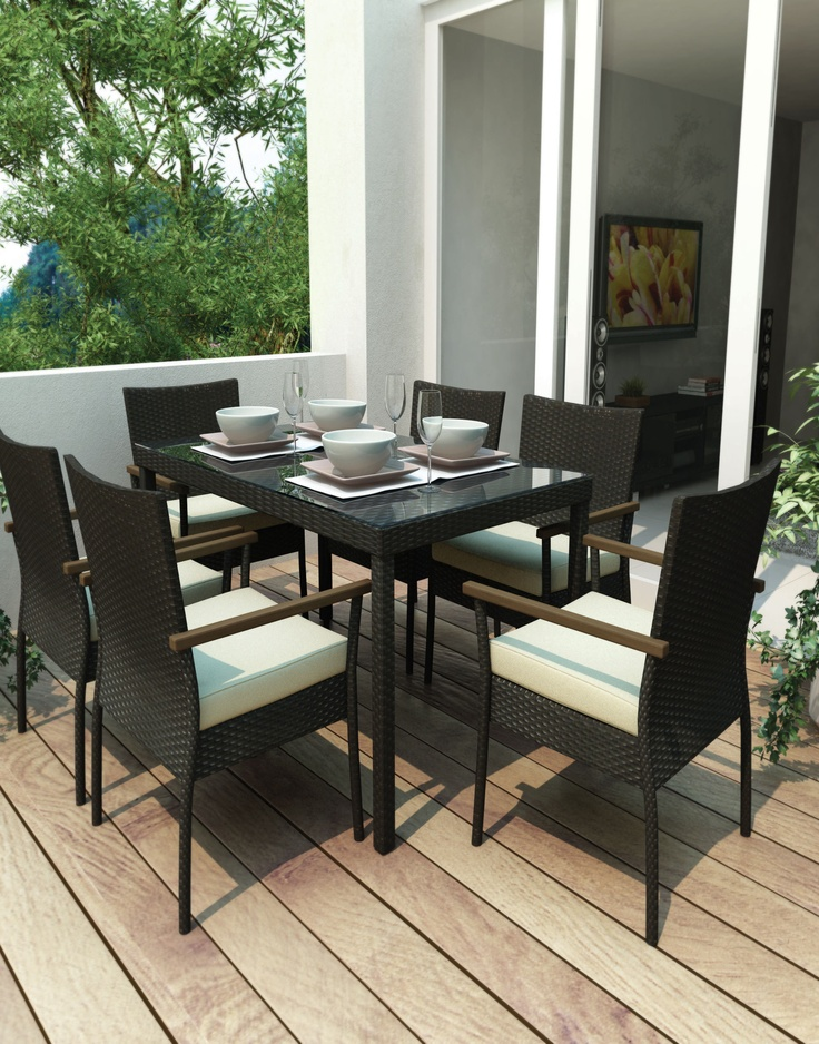 Black Patio Set Covers: 108 Best Images About New House Furniture On Pinterest
