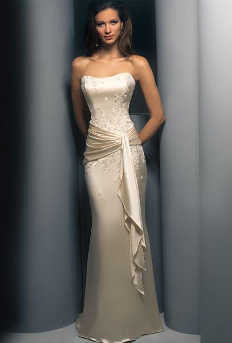 Demetrios - Destination Romance - DR138 | Wedding Dresses Photos | Brides.com