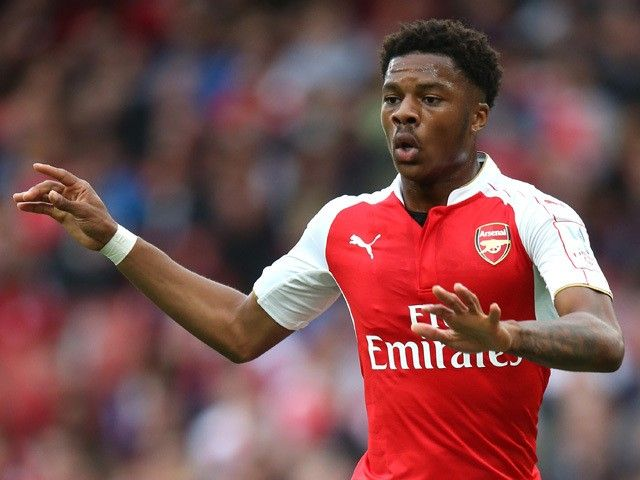 Three Championship clubs 'interested in Arsenal striker Chuba Akpom'