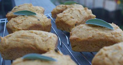 Little Bit of Everything: Pumpkin Sage Brown Butter Quick Bread