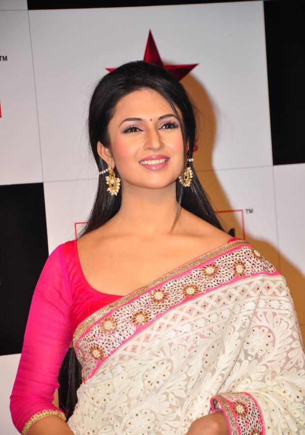 DIVYANKA TRIPATHI - white and blue blouse, womens wrap blouse, cheap blouses *ad