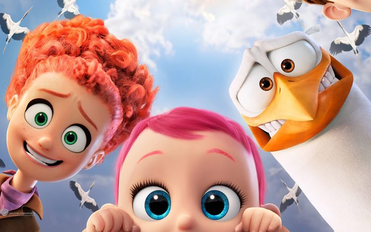 Do your kids ever wonder where babies really come from? Check out the review to the hilarious kid's movie Storks at Pay or Wait!