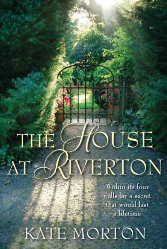 The House At Riverton - this was a good book, I love Kate Mortons stories and I am never disappointed