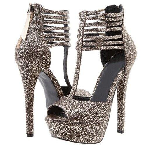 Platform Prom Shoes - Womens Fashion and Beauty