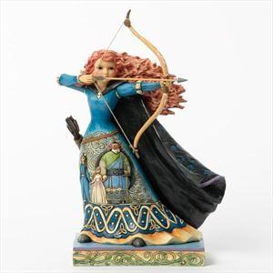 Jim Shore Disney A Brave Princess - WANT!!
