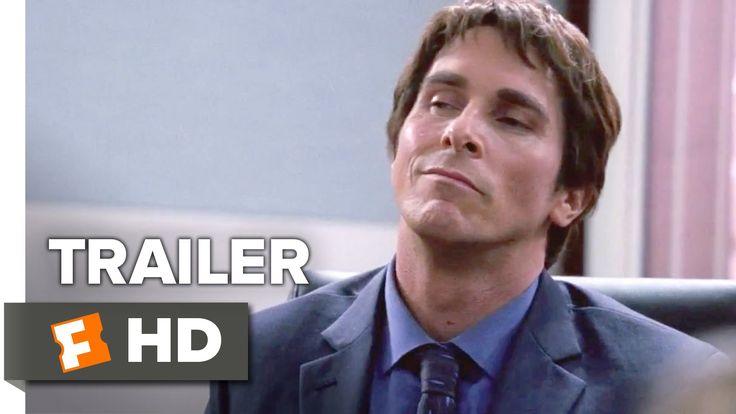 The Big Short Official Trailer #2 (2015) - Christian Bale, Brad Pitt Mov...