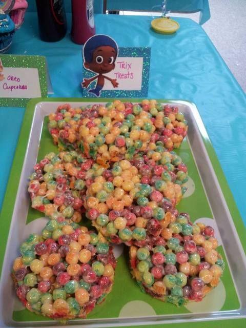 Bubble Guppies Birthday Party Ideas
