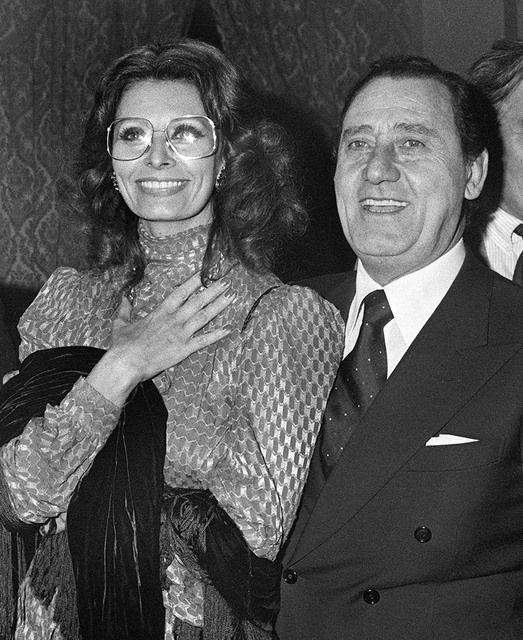 Sophia Loren, Alberto Sordi
