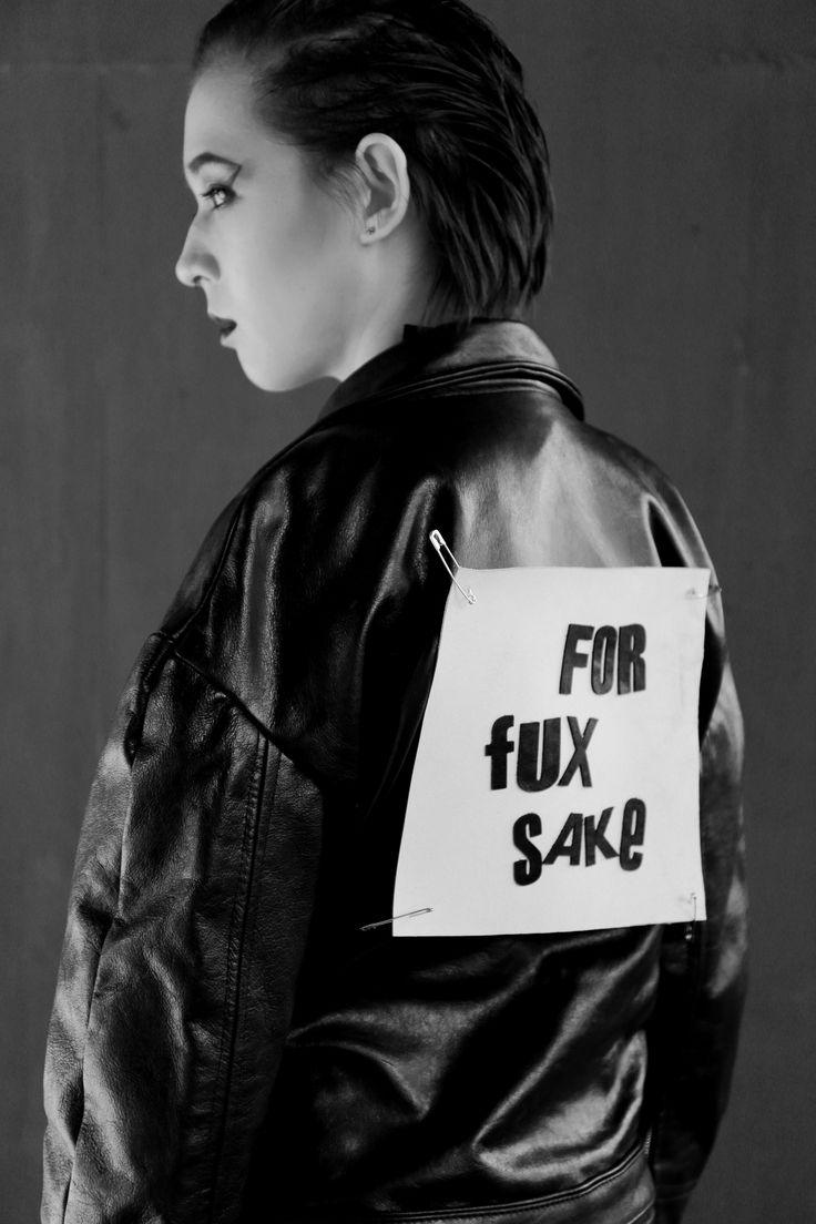 "Style Project: ""The Factitious Aspect"" a/w 2016 Designer: Achiraya Vaidhayakarn Photographer: Chavit Mayot (@bookythestrider) Model: Amalapon Robinson Location: Ladprao, Bangkok, Thailand"
