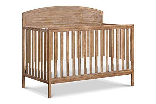 Davinci Liam 3in1 Convertible Crib, Sandy Brown Brown