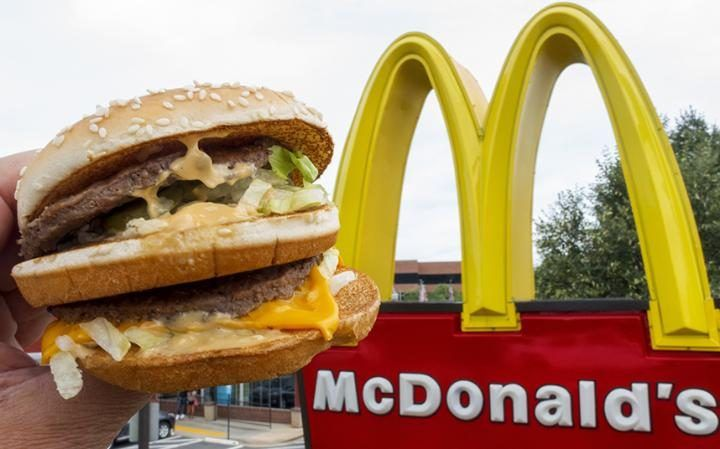 Elite French officers save the day in McDonald's hold-up in eastern French town of Besa