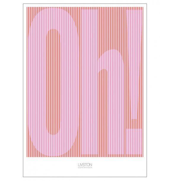 Oh Rod Plakater Permild Rosengreen I 2020 Grafisk Plakat Illustration