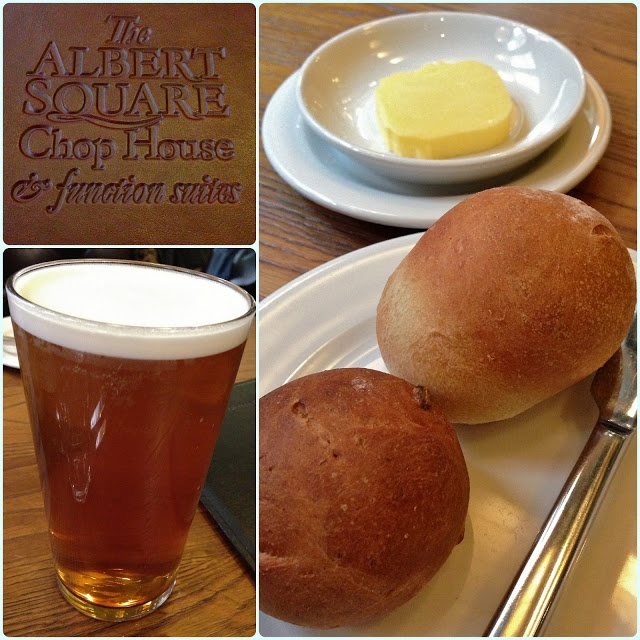 The Albert Square Chop House, Manchester Bread Eat