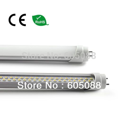 (38.80$)  Buy here  - 1.5m 25w T8 led tuble lighting,white color 2450lm with transparent PC,equivalent to 50w traditional fluorescent tube lamp