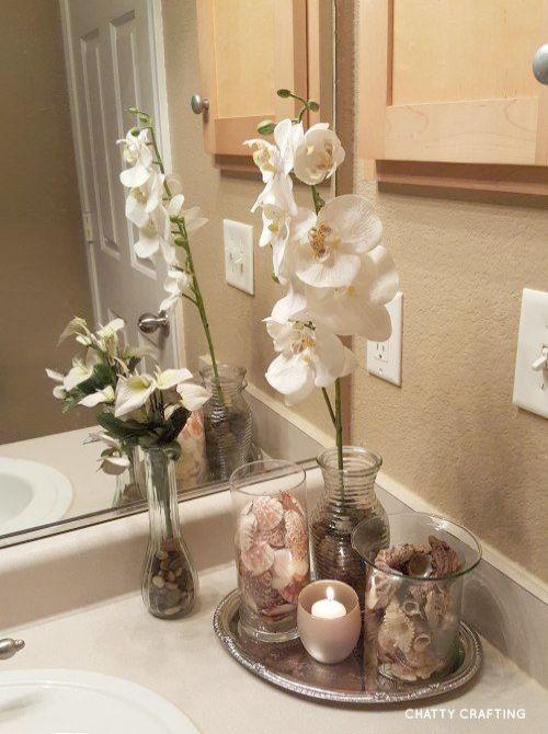 Bathroom Decor For Gray Walls Bathroom Ideas Dark Cabinets Great