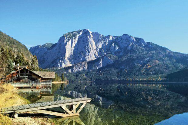 Bergseen-Paradies Steiermark: 5 der schönsten Lacken