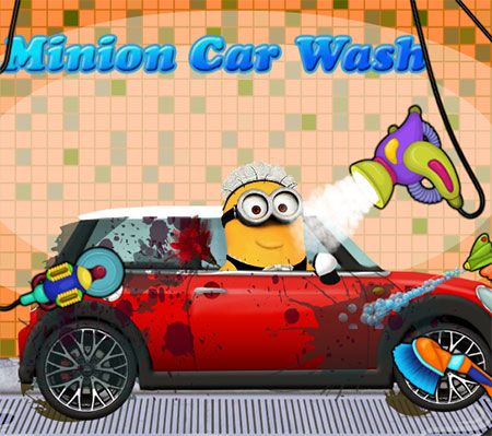Minion Car Wash is a free Movie Games. Here you can play this game online for free in full-screen mode in your browser for free without any annoying AD