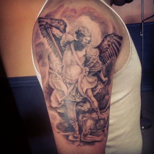 44 best archangel gabriel tattoos images on pinterest angels rh pinterest com angel gabriel tattoo pictures angel gabriel tattoo significado