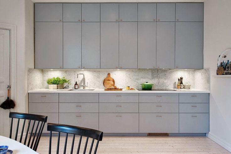Bildresultat för kök vedum grått
