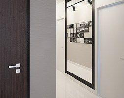 Hol / Przedpokój styl Nowoczesny - zdjęcie od Klaudia Tworo Projektowanie Wnętrz