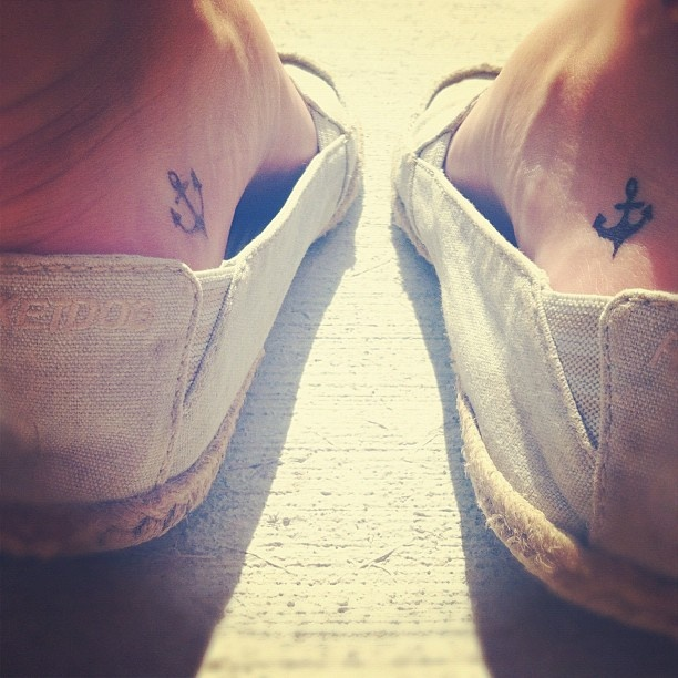 little tattoos mean the most!: Ideas Tat, Best Friends, Friends Tattoo, Tattoo Piercing, Cute Ideas, Anchors Tat, Best Friend Tattoos, Little Tattoos, Friends 3